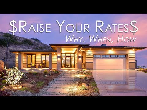 Raise your photography rates, why when and how - youtube