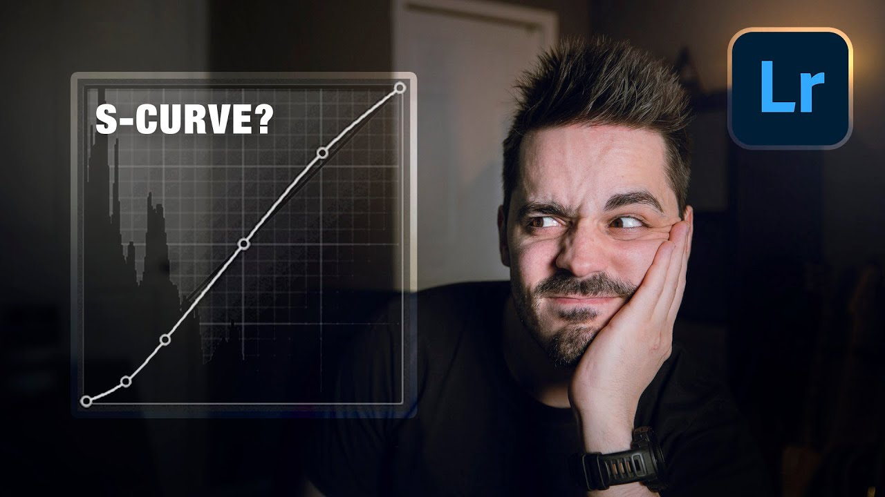 STOP USING S-CURVES, do THIS instead: (Lightroom tone curves) - youtube