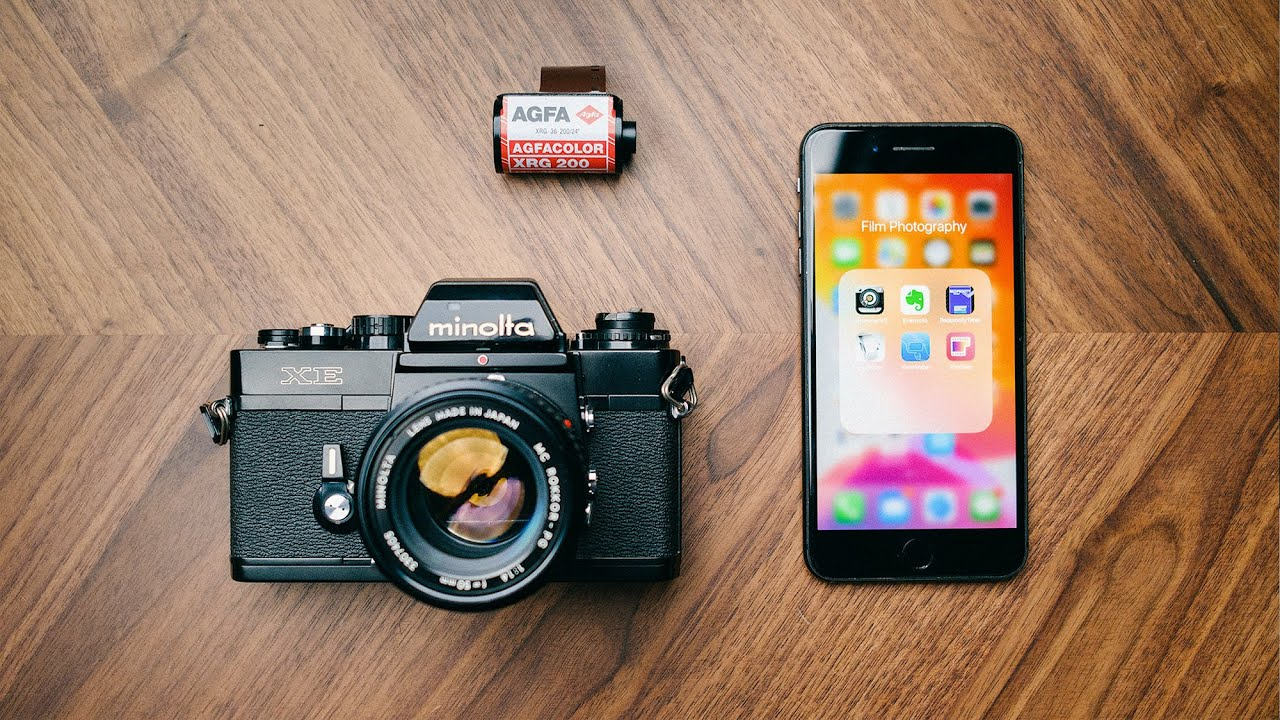 Three incredibly helpful Apps for Film Photography - youtube