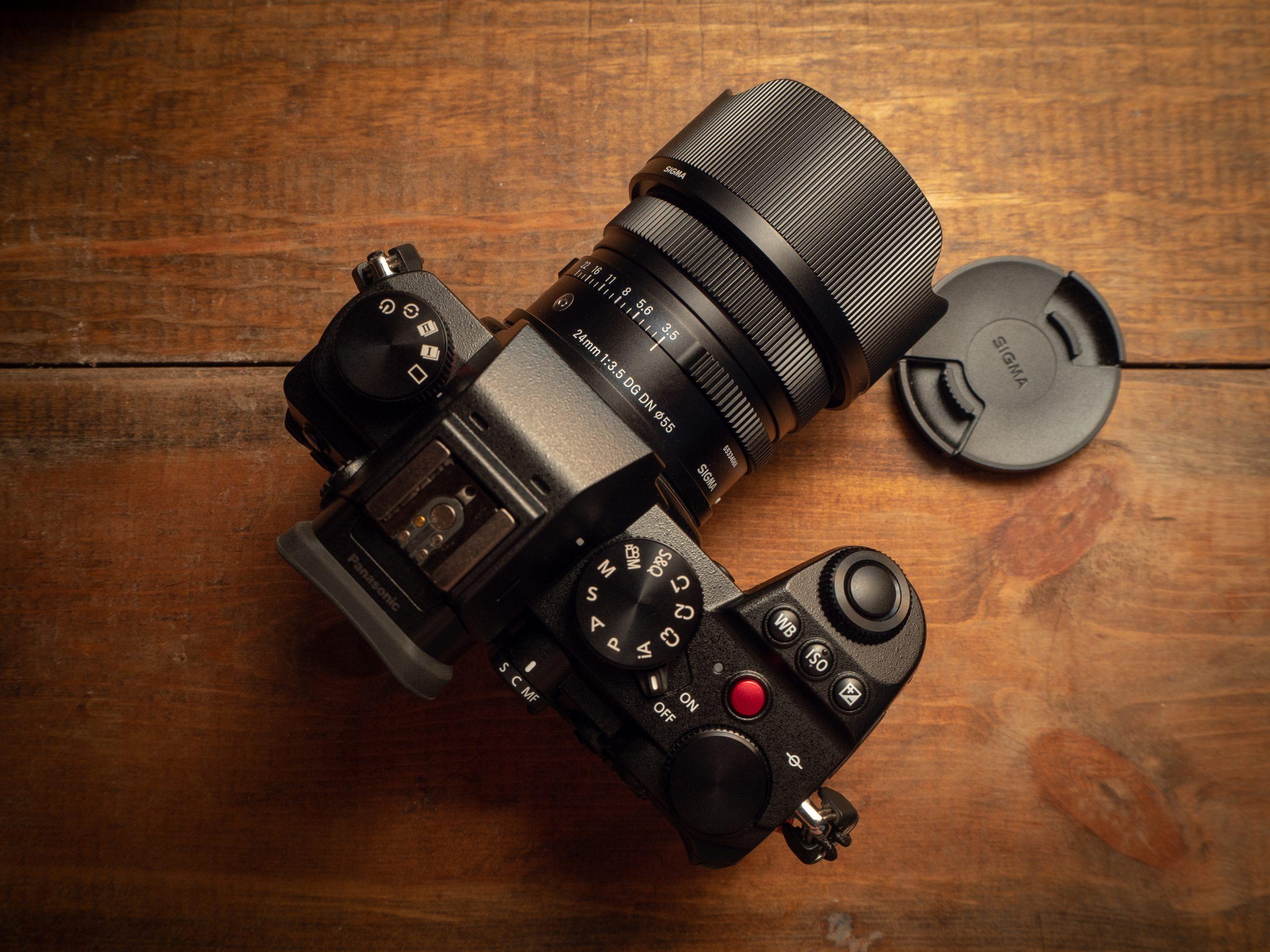 Brett Day Sigma 24mm F3.5 DG DN C L Mount