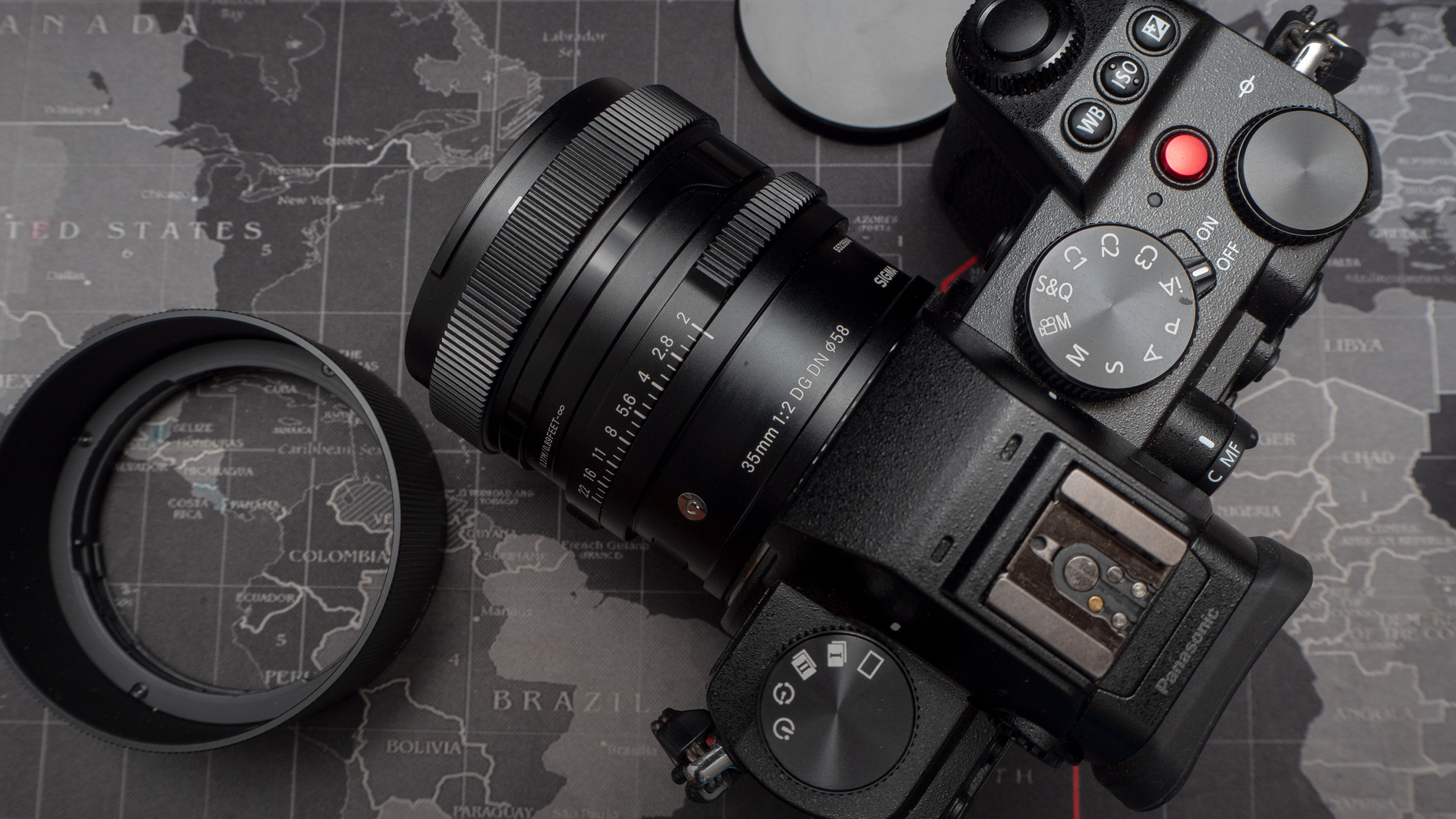 Brett Day Sigma 35mm f2 DG DN