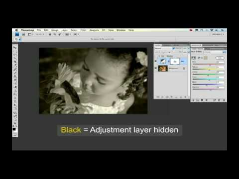 Hand Coloring in Photoshop - youtube