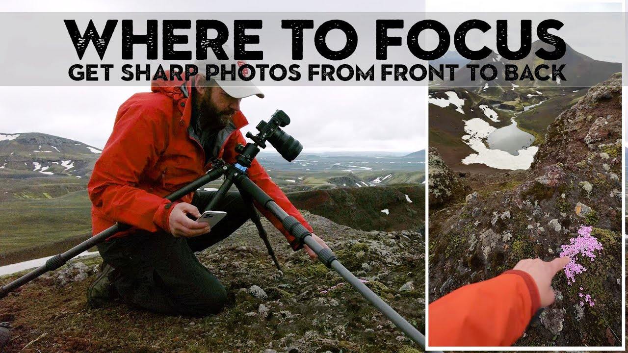How I get PIN SHARP PHOTOS from front to back - youtube