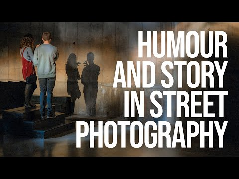 Humour and Storytelling in Street Photography (feat. Josh Edgoose) - youtube