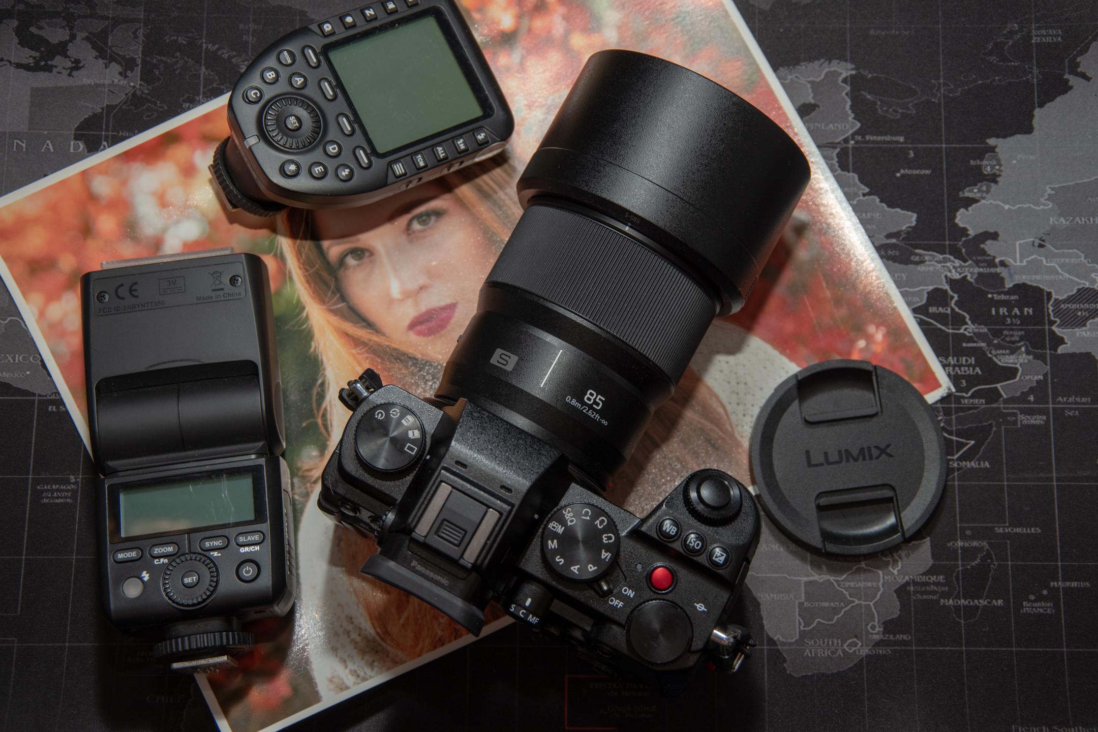 Brett Day Panasonic Lumix 85mm f1.8