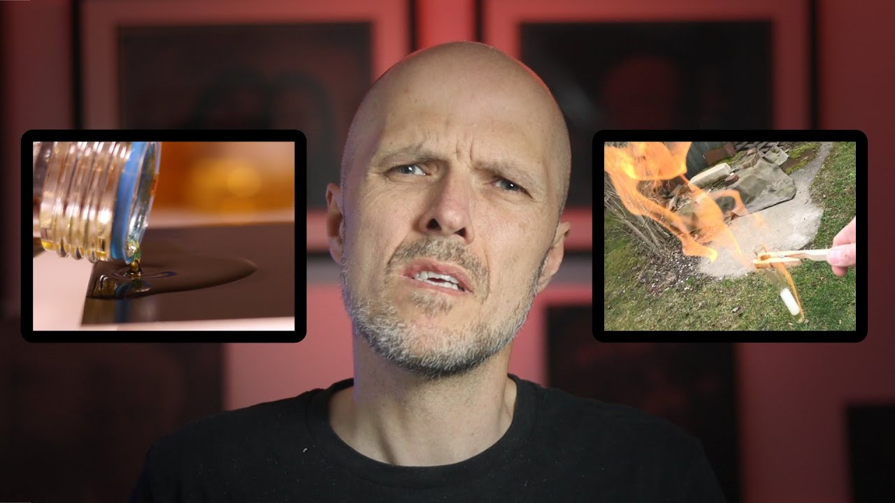 Is the Wet Plate Process Dangerous? - youtube