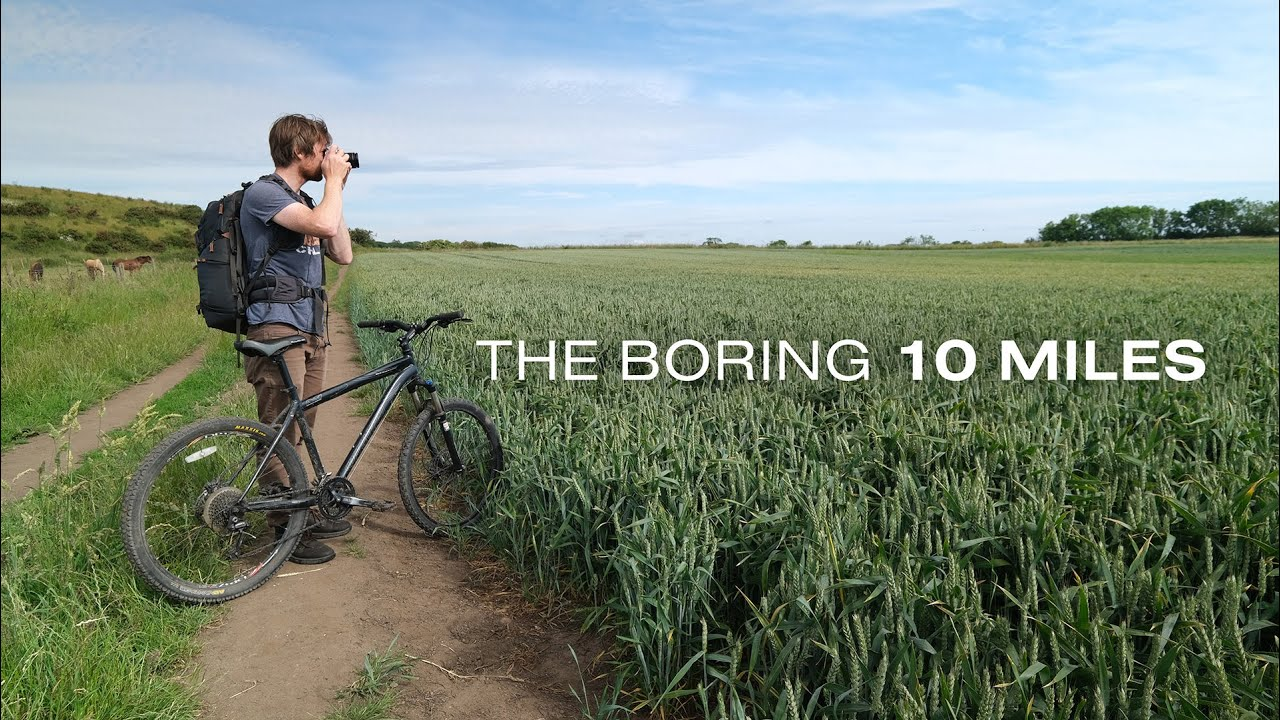 Landscape Photography in the World's Most Boring Location - youtube