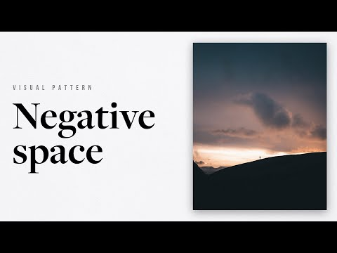 Simplify Your Photography With Negative Space — Photography Visual Patterns #2 - youtube