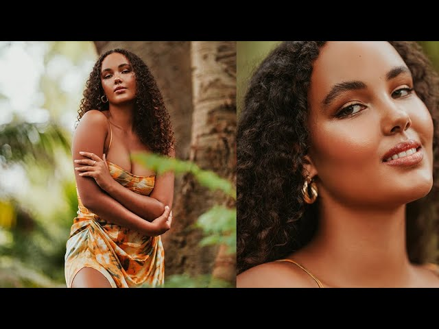 Why you should use a 135mm for Portrait Photography - youtube