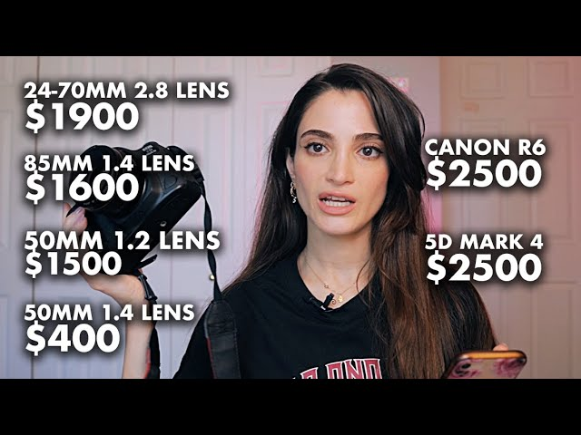 this is why photographers charge so much money - youtube