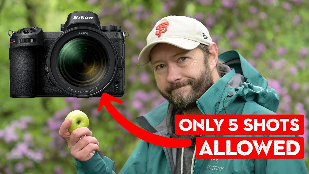 Can taking FEWER SHOTS IMPROVE your photography? - youtube