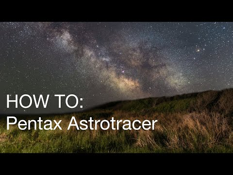 How To: Astrotracer on the Pentax K1 - youtube