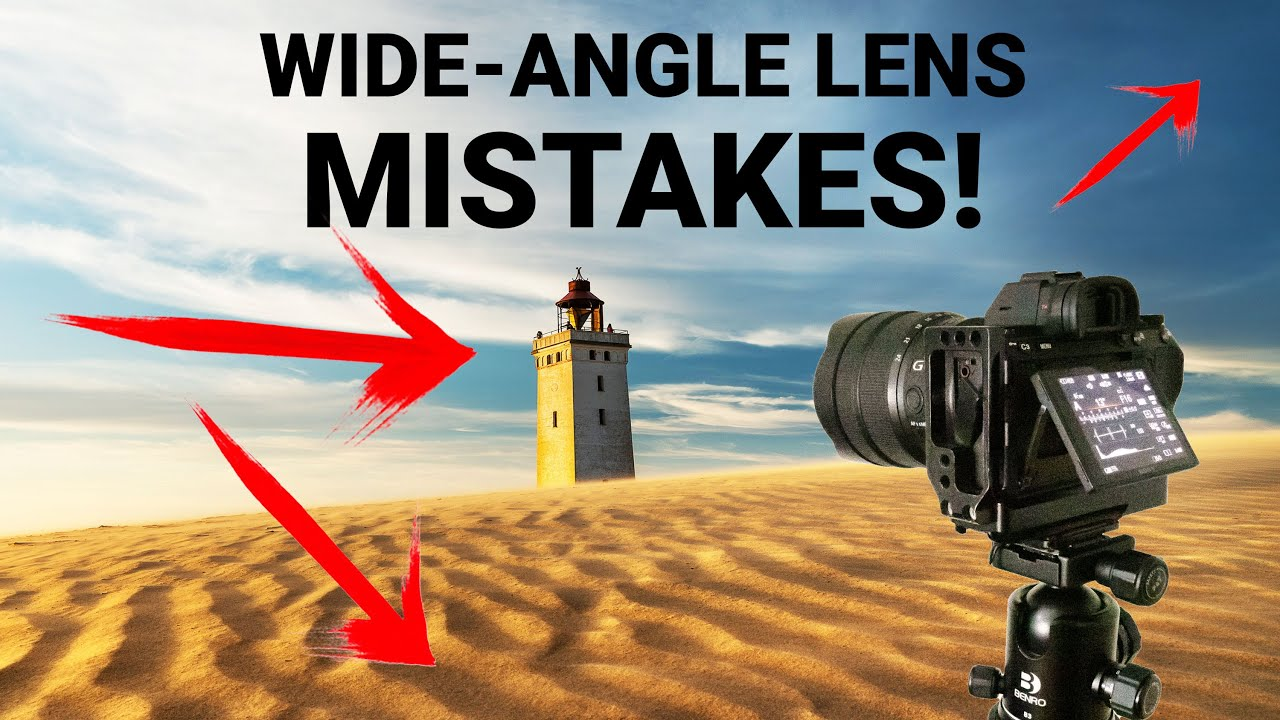 Stop Making These Wide-Angle Lens Mistakes - youtube