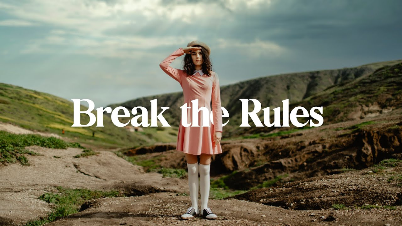 How to Break Photography Rules - youtube