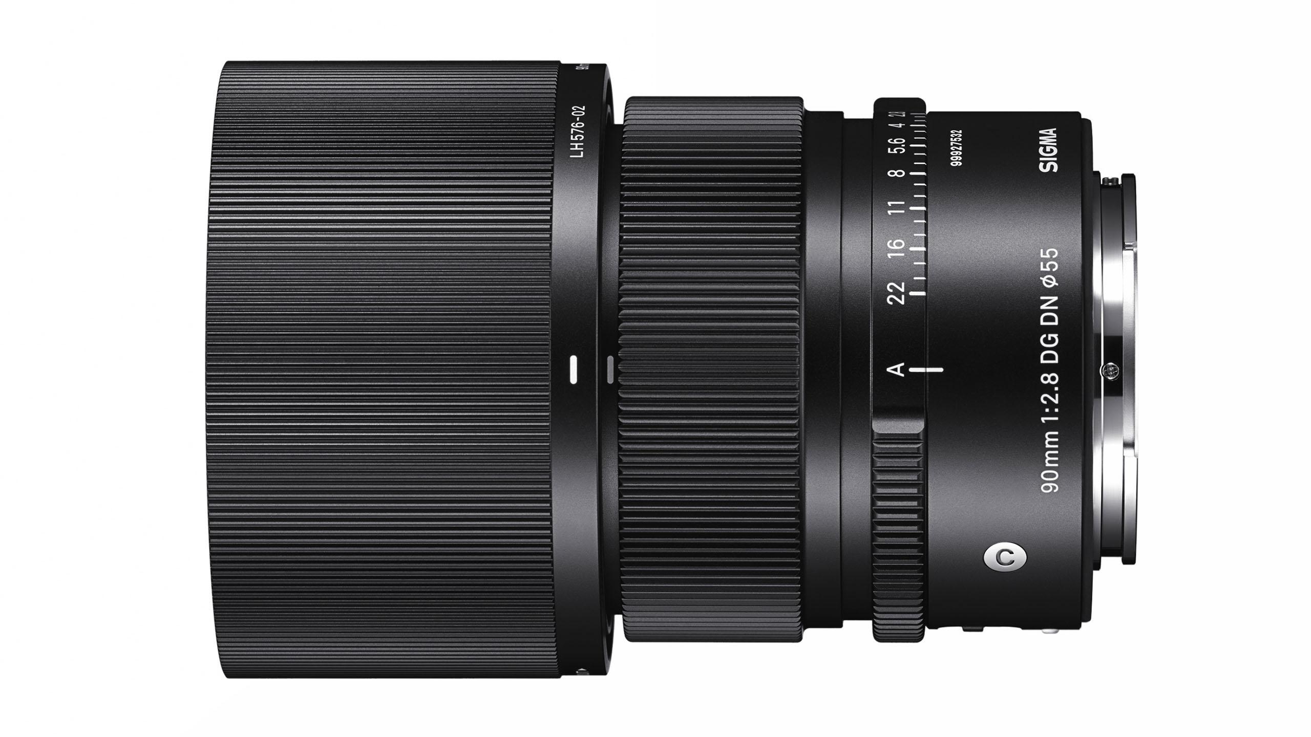 Sigma 90mm f28 DG DN 2560 1440