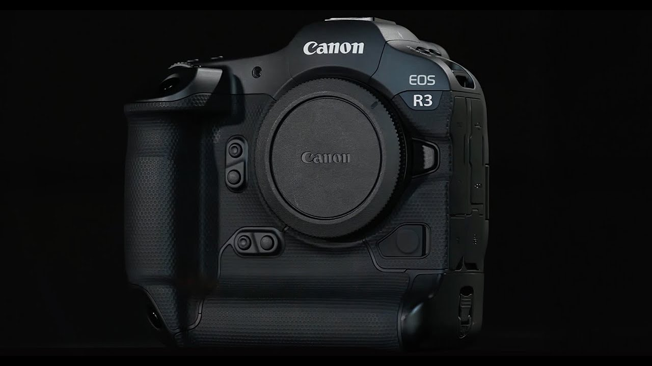 The Canon EOS R3 Has Arrived - youtube