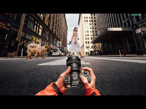 The IMPOSSIBLE Street Photography at 14mm f/1.8 ? - youtube