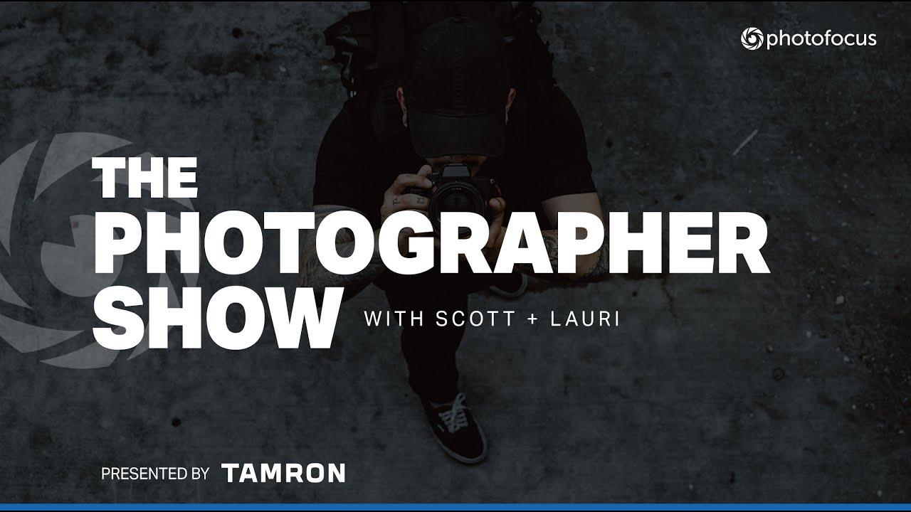 The Photographer Show, episode 15: Darcee McCutcheon - youtube