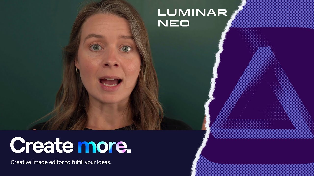 Why Luminar Neo might just be amazing! - youtube