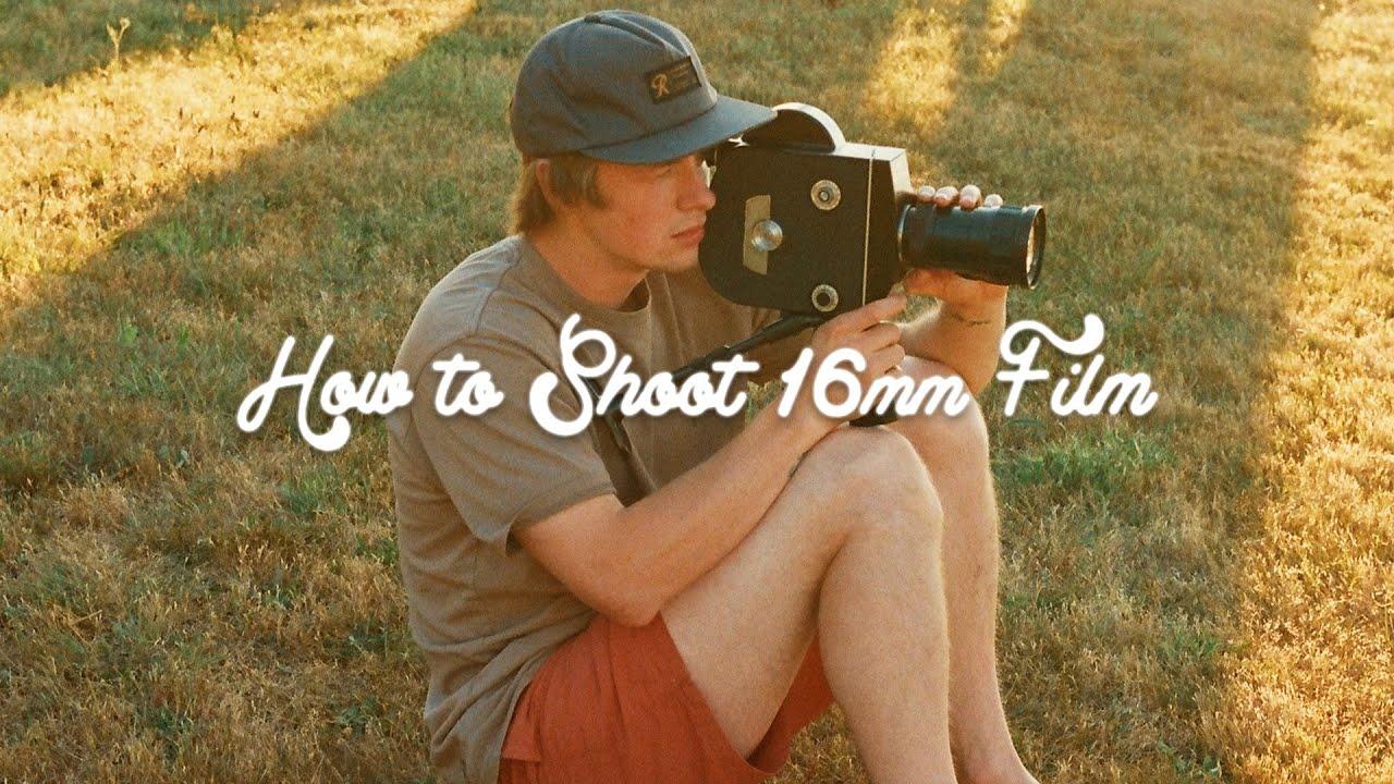 How to Shoot 16mm Film in 2021 / Krasnogorsk-3 / Full Guide - youtube