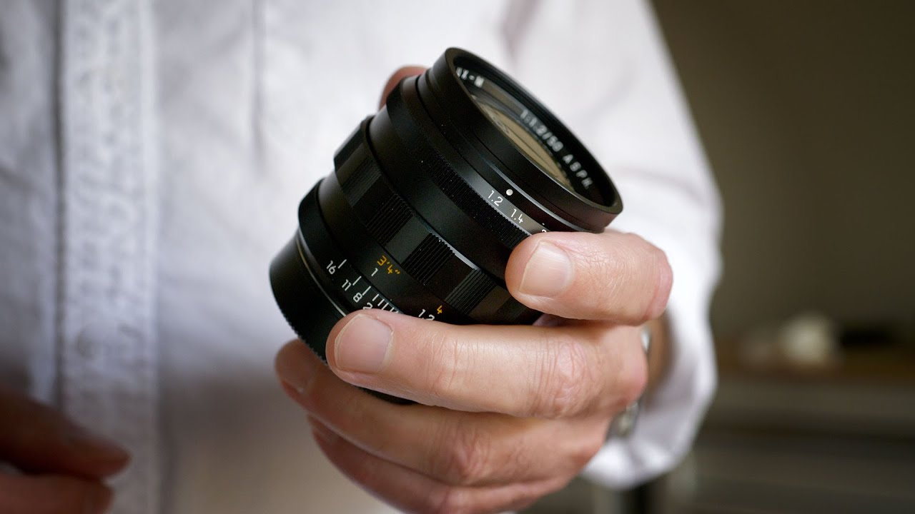 Leica Noctilux 50mm f/1.2 review :: Reinventing a Classic - youtube