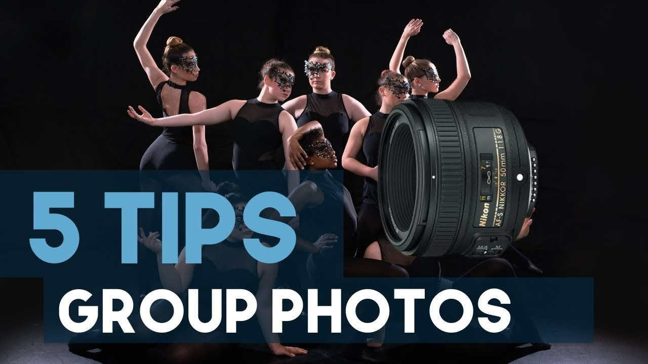 Taking Group Photos With Your 50mm Lens (5 Keys To Nailing The Shot) - youtube